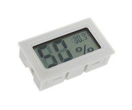 Digitale Thermo Hygrometer Indoor