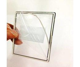 Screenprotector van Glas voor Canon EOS 6D