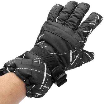 Winterhandschoenen voor Motor, Fiets, Skis en Snowboard