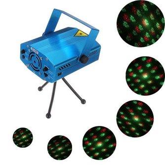 Stemgevoelige Disco Laser