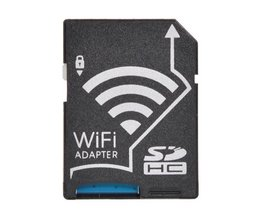 Micro SD-kaart adapter met WiFi