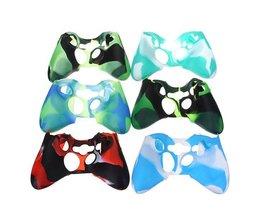 Siliconen Beschermcover voor Xbox 360 Controllers