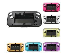 Aluminium Hoesje voor Nintendo Wii U Gamepad