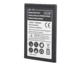 Reservebatterij voor Samsung Galaxy Note 3, N9000, N9005, N900A,N900 en N9002