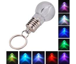Sleutelhanger Lampje LED