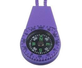 Mini Kompas aan Touw