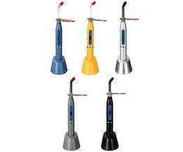 Draadloze LED Verhardings Lamp voor Tandarts