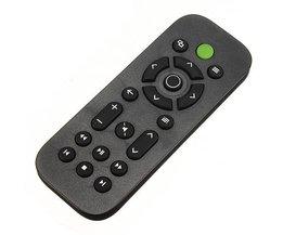 Media-afstandsbediening voor de Xbox One