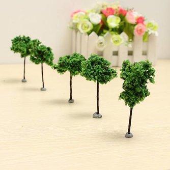 Kleine Bomen voor Decoratie 5 Stuks