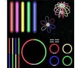 LED Glowsticks 10 stuks