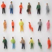 Miniatuur Poppetjes