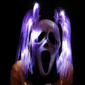 LED-Haar Voor Spookmasker