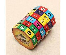 Reken Speelgoed Kubus
