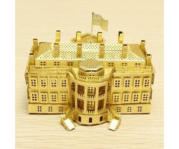 3D Puzzel van Het Witte Huis