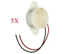 95dB Elektronische Buzzer Alarm