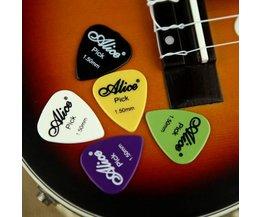 Plectrum kopen voor Elektrische Guitar