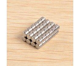 Mini Neodymium Magneetjes 50 Stuks