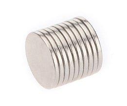 10 Schijfvormige N35 Neodymium Magneten