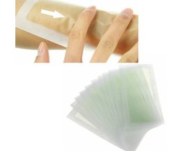 10 stuks Koude Wax Strips