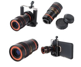 8 x Zoom Optische Lens voor Smartphone