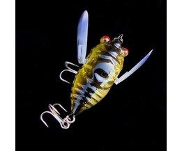 Insect Lokaas voor Vissen