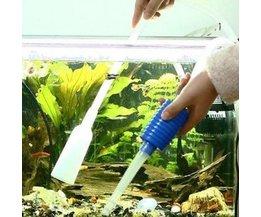 Handmatige Aquarium Pomp