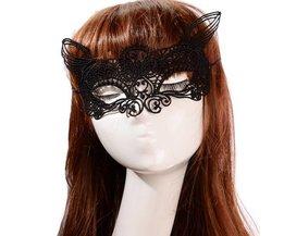 Sexy Kattenmasker