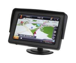 LCD Scherm Auto met LED Achtergrondlicht