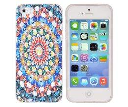 IPhone 5-Cover met Vlinderpatroon