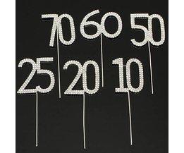 Taartprikkers met Cijfers