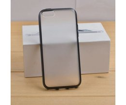 IPhone 5C Hardcase Mat Transparant