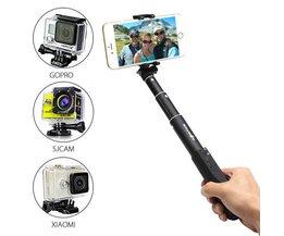 BlitzWolf Selfie Stick Bluetooth Monopod Ultimate