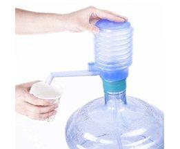 Plastic Handpompje Voor Water
