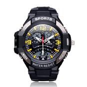 ALIKE Analoge Sport Horloge