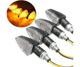 Richtingaanwijzer LED Voor Motoren