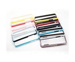 Siliconen Bumper Voor Iphone 5 & 5S