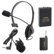Draadloze Microfoon Met Zender