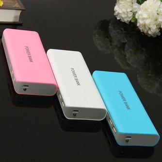 Powerbank Oplader Voor Smartphones DIY Box