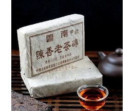 Yunnan Puer Thee 250g 1990s