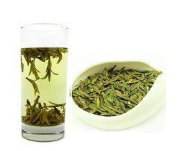 Longjing Thee Chinese Groene Dragon Well 50g