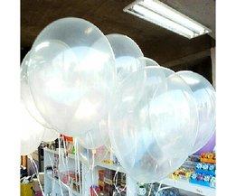 Transparante Ballonnen