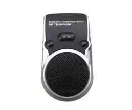 Carkit Bluetooth Handsfree Luidsprekertelefoon met Autolader