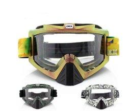 Crossmotor Bril Met UV400