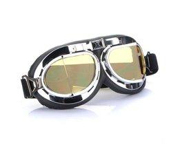 Klassieke Motorbril