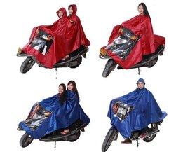 Grote Regen Poncho voor op Motor(Fietsen)