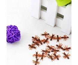 Griezelige Nep Mieren voor Halloween