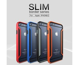 Nillkin Armor-Border Series Hoes Voor iPhone 6