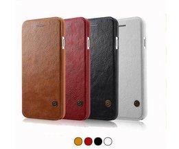 G-Case Luxe Portemonnee Hoes Voor iPhone 6