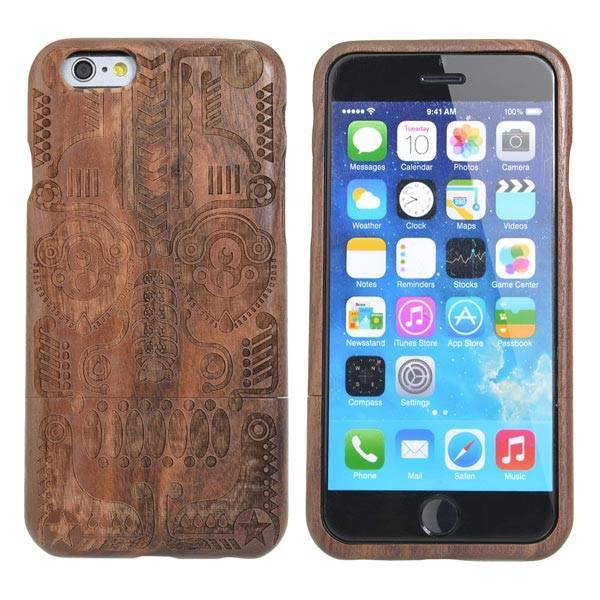 a5e3ae787143ca Houten Hoesje Hard Case voor iPhone 6 I MyXLshop (SuperTip)