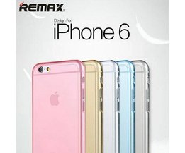 Remax Hyaline Softcase Voor iPhone 6
